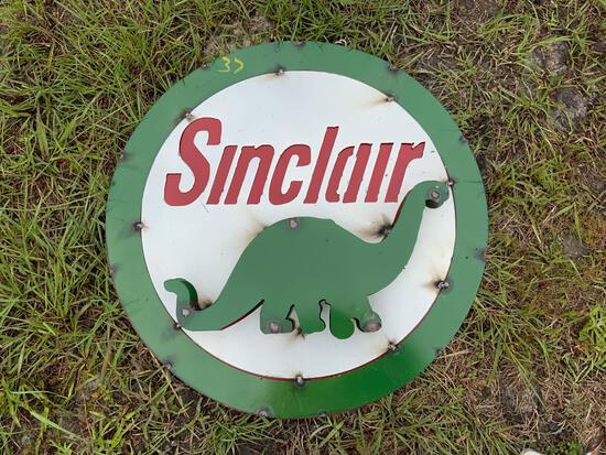 Sinclair Sign