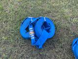 2 Unused 2in x 50ft discharge water hoses