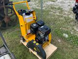 Unused Mustang CC2000 walk behind concrete cutter