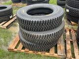 3 Unused Bridgestone Tires