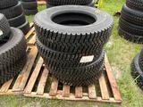 4 Unused Bridgestone Tires