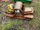 Jack Daniels Metal Toy Truck