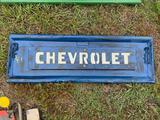 Chevrolet Truck Tailgate Art