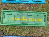 John Deere Tailgate Art