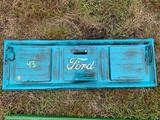 Ford Truck Tailgate Art