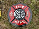 Fire Department Sign