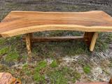 Large Wood Table