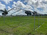 23 x 24ft Galvanized Structure