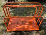 Lumber Push Cart