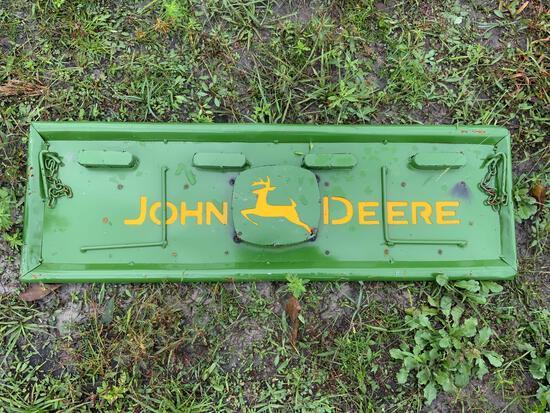 John Deere Tailgate Sign