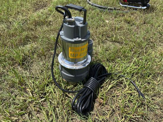 Unused Mustang MP 4800 2in submersible pump
