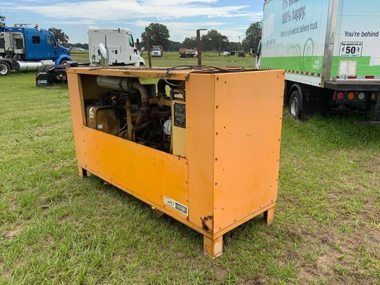 Perkins Diesel Air Compressor