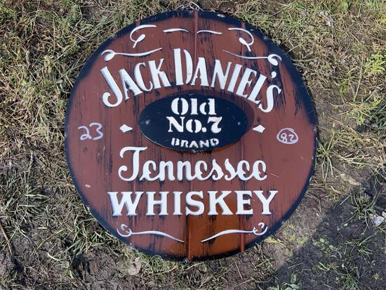 Jack Daniel?s Sign