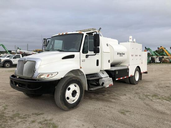 2004 International 4300 Fuel and Lube Truck