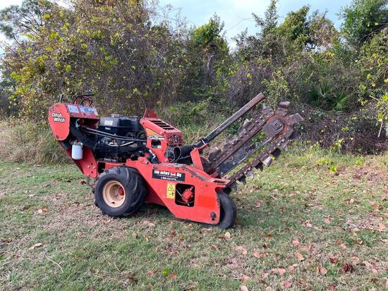 2015 Ditch Witch RT12 3ft Trencher