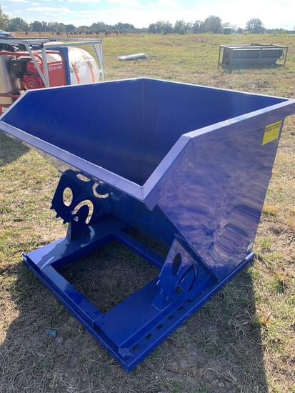 Unused Self Dumping Hopper