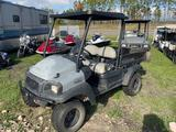 2017 Club Car 1500D Diesel 4x4 Utility Cart