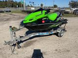 2011 Kawasaki Jet Ski with Trailer