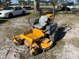 2014 Hustler Super Z Zero Turn Mower