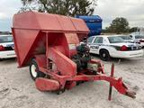 Toro Leaf and Litter Vac Tow Behind Unit