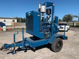2009 Thompson 4 inch Diesel Water Pump Trailer