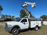 2013 Dodge Ram 5500 4x4 43FT Insulated Bucket Truck