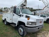2009 GMC C4500 36FT Bucket Truck