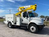 2011 International DuraStar 4300 46FT Insulated Bucket Truck