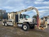 2008 International 7500 Camel T/A Vacuum Truck