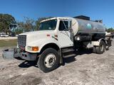 2002 International 4700 Asphalt Truck
