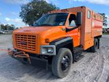 2006 GMC C6500 Forestry Chip Dump Truck