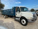 2010 International 4300 Flatbed Stake Truck