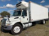 22 FT. 2013 International DuraStar 4300 Reefer Box Truck
