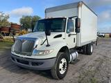 16 FT. 2014 International DuraStar 4300 16FT Box Truck
