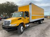 26 FT. 2014 International DuraStar 4300 Box Truck