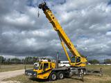 Link Belt HTC-8650XXL 50 TON 8x8x4 All Terrain Crane
