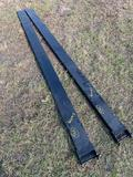 Unused Skid Steer 9FT Fork Extensions