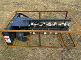 Unused 4.5FT Skid Steer Hydraulic Trencher