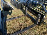 Unused JBX 4000lb Skid Steer Forks and Frame