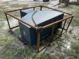 Unused Wolverine Concrete Hopper with Chute