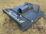 Unused Skid Steer 72in Brush Cutter