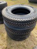 4 Unused 11R22.5 Truck Tractor Drive Tires