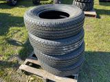 4 Unused 15in Trailer Tires