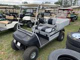 Club Car Turf 2 Gas Utility Work Cart