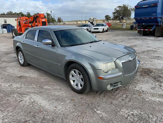 2005 Chrysler 300 Touring 4 Door Sedan