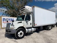 2015 International DuraStar 4300 Reefer Box Truck
