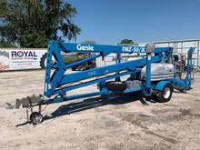 Genie TMZ-50/30 2 Person 55FT Manlift