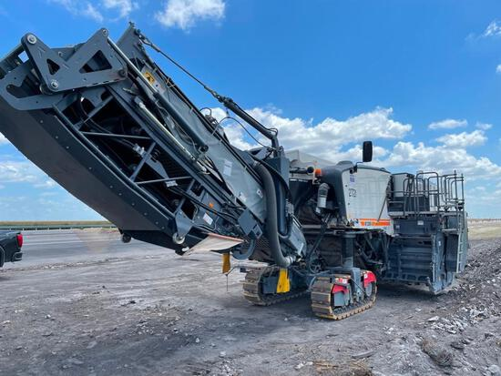 2017 Wirtgen W250I 12ft 6in Milling Machine