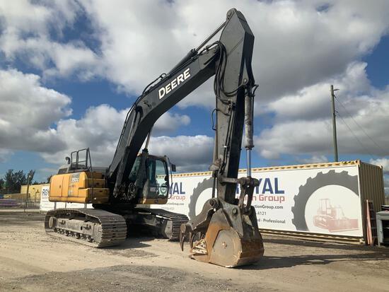 2015 John Deere 350G Hydraulic Excavator