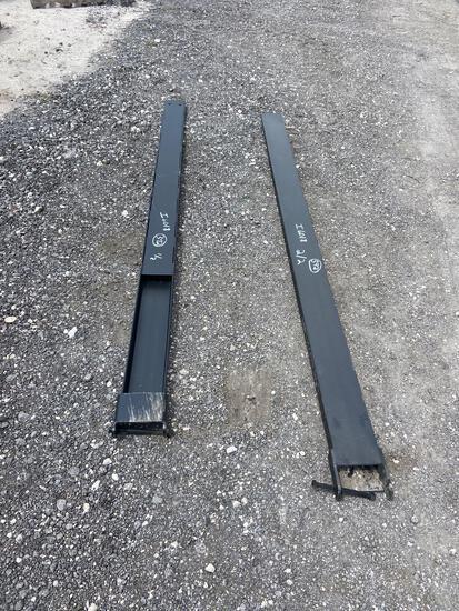 Extension Fork